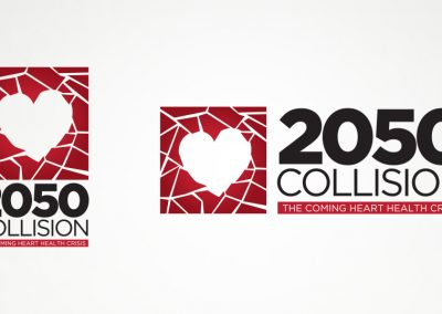 2050 Collision Logo