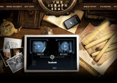 Seraph Seal Website
